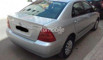 Toyota Corolla Occasion 2005 Diesel 354000Km Agadir #84493 plein
