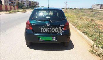 Toyota Yaris Occasion 2007 Essence 204000Km Fquih Ben Saleh #84416 plein