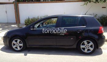 Volkswagen Golf  2008 Diesel 244000Km Casablanca #84915