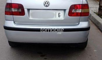 Volkswagen Polo Importé  2007 Diesel 200000Km Salé #84659 plein