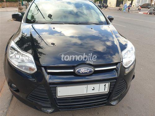 Ford Focus Occasion 2013 Diesel 81000Km Rabat #85526 plein