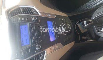 Hyundai Grand Santa Fe Occasion 2013 Diesel 180000Km Marrakech #85898 plein