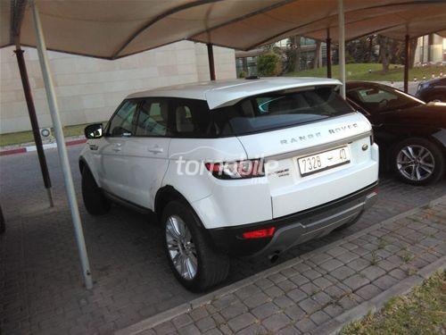 Land Rover Range Rover Evoque Occasion 2014 Diesel 115000Km Tanger #85657 plein