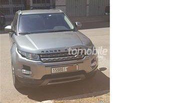 Land Rover Range Rover Evoque Occasion 2014 Diesel 140000Km Khouribga #85166 plein