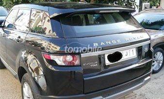 Land Rover Range Rover Evoque Occasion 2014 Diesel 85000Km Kénitra #85277 plein