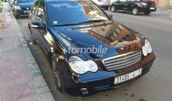 Mercedes-Benz Classe C Occasion 2006 Diesel 238000Km Kénitra #85619 plein