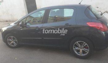 Peugeot 308 Occasion 2012 Diesel 190000Km Casablanca #85182 plein