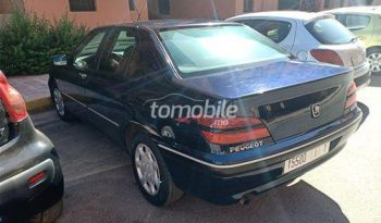 Peugeot 406 Occasion 2000 Essence 160000Km Marrakech #85274 plein