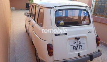 Renault P 1400 Occasion 1994 Essence 129000Km Ouarzazate #85280