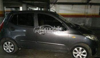 Hyundai i10 Occasion 2012 Essence 117000Km Casablanca #86313 plein