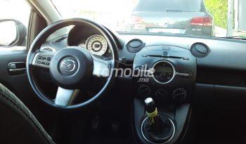 Mazda 2  2009 Essence 93000Km Casablanca #86073 plein