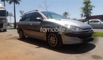 Peugeot 206 Occasion 2005 Diesel 190000Km Casablanca #86189 plein