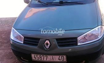 Renault Megane Occasion 2005 Diesel 290000Km Marrakech #86162