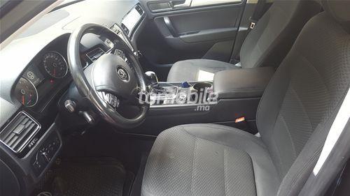 Volkswagen Touareg Occasion 2014 Diesel 170000Km Casablanca #86353