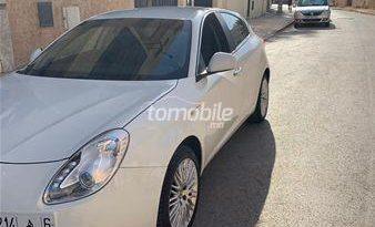 Alpha Romeo Giulietta Occasion 2014 Diesel 130000Km Casablanca #86968