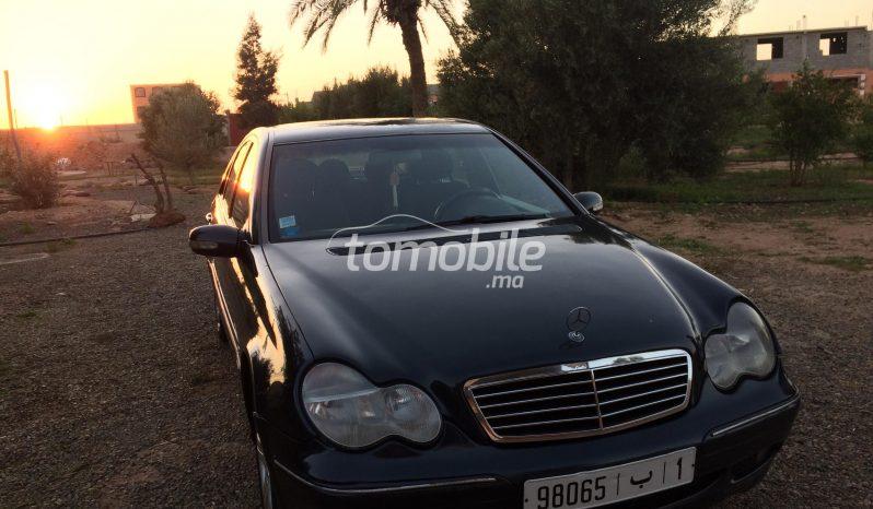 Voiture Mercedes benz 220 08/2000 à agadir  Diesel