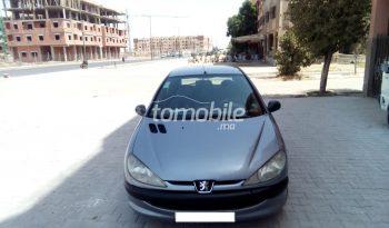 Peugeot 206 Importé Occasion 2002 Diesel 309892Km Marrakech #86805