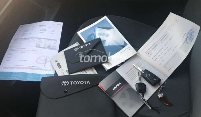 Toyota Yaris  2017 Diesel 14000Km Fès #87005