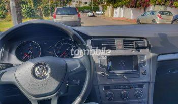Volkswagen Golf  2014 Diesel 80000Km Casablanca #86995 plein