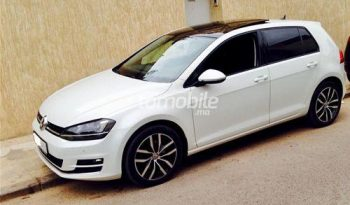 Volkswagen Golf Occasion 2014 Diesel 66000Km Oujda #86880 plein