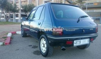 Peugeot 205 Occasion 1999 Diesel 300000Km  #87621
