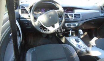 Renault Laguna  2014 Diesel 86500Km Casablanca #87866 plein