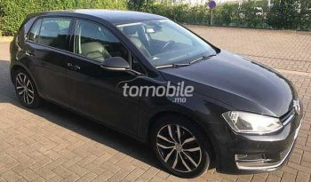 Volkswagen Golf Importé  2013 Diesel 99540Km Casablanca #87870 plein