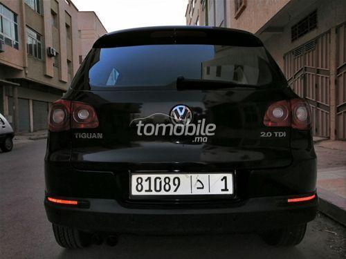 Voiture Volkswagen Tiguan 2010 à meknès  Diesel  - 8 chevaux