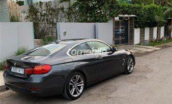 BMW Serie 4 Occasion 2015 Diesel 84000Km Casablanca #88530 plein